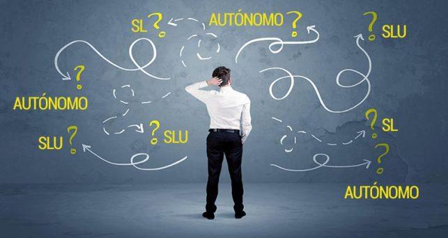 "Resultado de imagen de autonomo vs sl"""